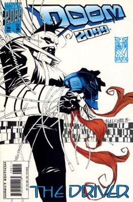 Doom 2099 (Grapa) #38