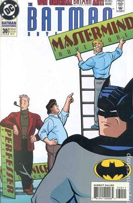 The Batman Adventures (Comic Book) #30