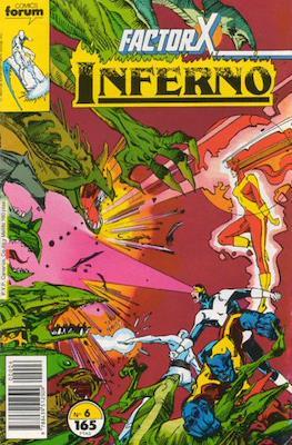 Inferno (1989-1991) (Grapa. 17x26. 32 páginas. Color.) #6