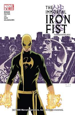 The Immortal Iron Fist (2007-2009) (Digital) #6