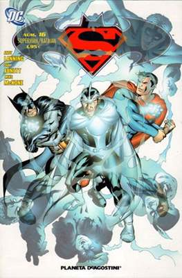 Superman / Batman (2007-2009) (Grapa 24-48 pp) #16