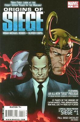 Origins of Siege (2010)