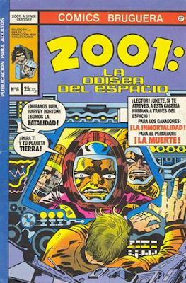 2001: La odisea del espacio (Grapa) #6