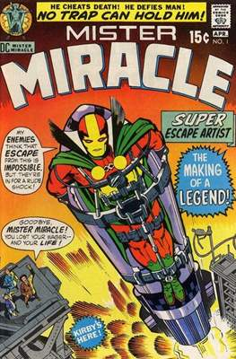 Mister Miracle (Vol. 1 1971-1978) #1