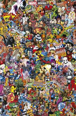 Marvel Comics #1000 (Portadas Variantes) #8