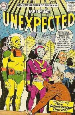 Tales of the Unexpected (1956-1968) (Comic Book) #16