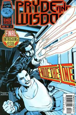 Pryde and Wisdom (1996) (Comic Book) #3