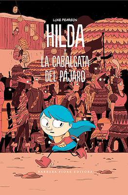 Hilda (Cartoné) #3