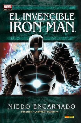 El Invencible Iron Man. Marvel Deluxe (Cartoné 208 pp) #6