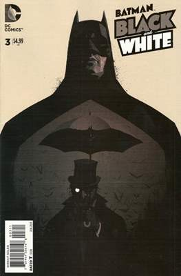Batman: Black and White Vol. 4 (Grapa) #3