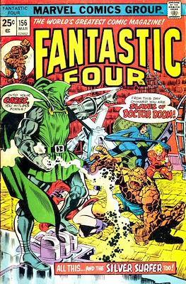 Fantastic Four Vol. 1 (1961-1996) (saddle-stitched) #156