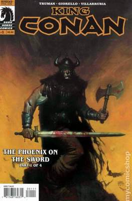 King Conan: The Phoenix on the Sword (2012) (Grapa) #1