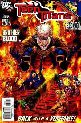 Teen Titans Vol. 3 (2003-2011) (Comic Book) #30