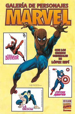 Galería de Personajes Marvel