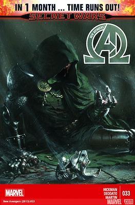 New Avengers Vol. 3 (2013 -2015 ) (Comic-Book) #33