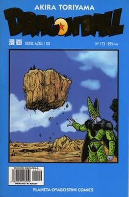 Dragon Ball - Serie Azul (Grapa) #173