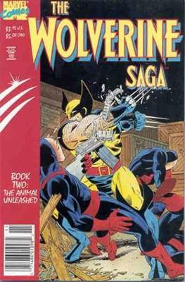 The Wolverine Saga (Softcover) #2