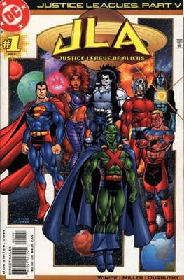Justice Leagues (Grapa) #5