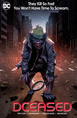 DCeased (Variant Covers) (Comic Book) #6.1