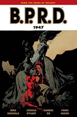 B.P.R.D (Softcover) #13