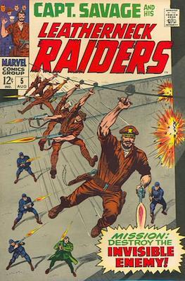 Capt. Savage and his Leatherneck Raiders #5