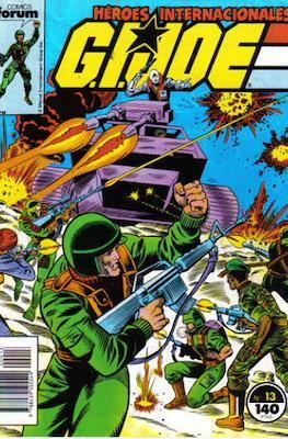 Comando G.I.Joe (Grapa. 19x27. 32 páginas. Color.) #13