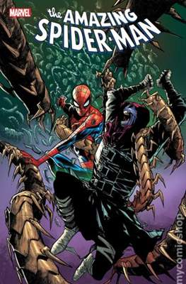 The Amazing Spider-Man Vol. 5 (2018- Variant Cover) (Comic Book) #53