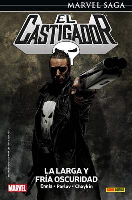 Marvel Saga: El Castigador (Cartoné) #11