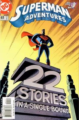Superman Adventures (Comic-book) #41