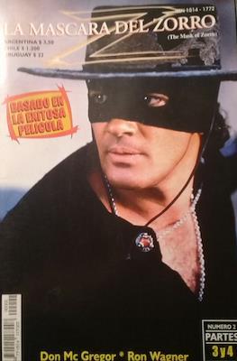 La máscara del Zorro (Grapa) #2