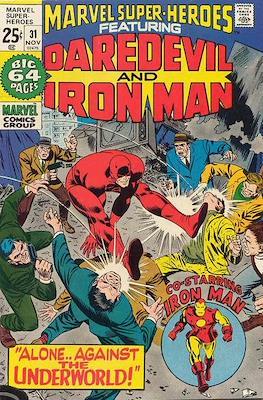 Marvel Super-Heroes (Grapa) #31