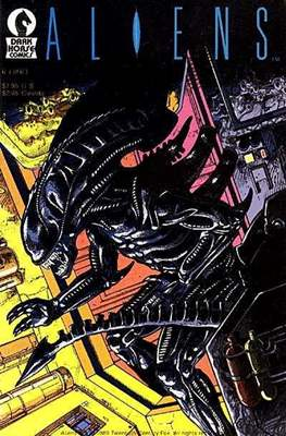 Aliens (Comic-book) #6