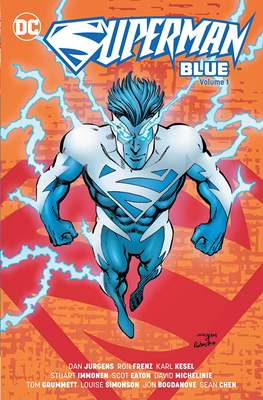 Superman Blue #1