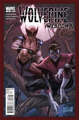 Wolverine: Weapon X (Grapa) #16
