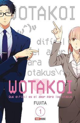 Wotakoi: Qué difícil es el amor para los Otaku