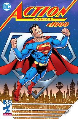 Action Comics Vol. 1 (1938-2011; 2016-... Variant Covers) (Comic Book) #1000.28