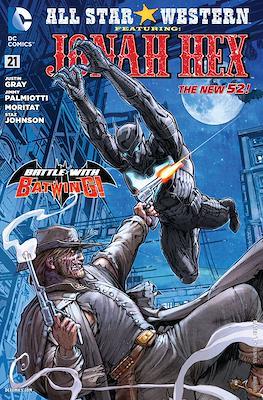 All Star Western vol. 3 (2011-2014) (Comic-book) #21