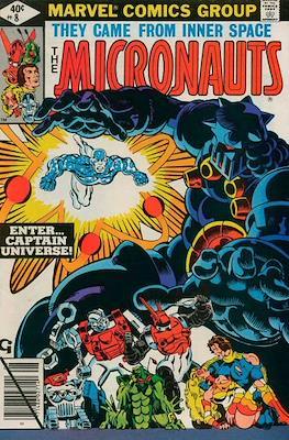 The Micronauts Vol.1 (1979-1984) #8