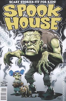 25 Mini Comics Pack: Spook House - Halloween ComicFest 2019