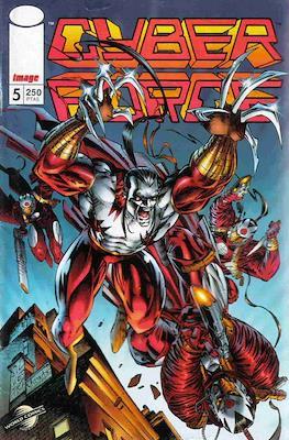 Cyberforce Vol. 1 (1994-1996) #5
