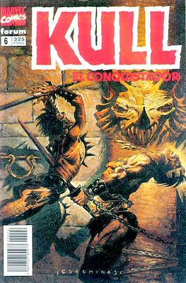 Kull el conquistador (Grapa. 17x26. 48 páginas. Color.) #6