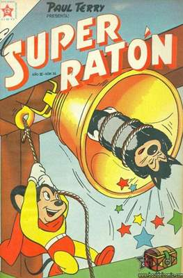 El Super Ratón (Grapa) #36