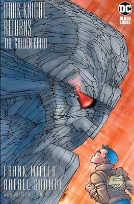 Dark Knight Returns: The Golden Child (Variant Covers) (Comic Book) #1.3