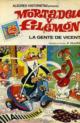 Alegres historietas. Mortadelo y Filemón (Rústica) #9