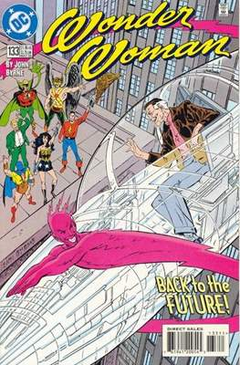 Wonder Woman Vol. 2 (1987-2006) (Comic Book) #133