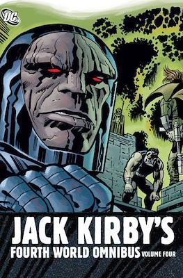Jack Kirby's Fourth World Omnibus #4