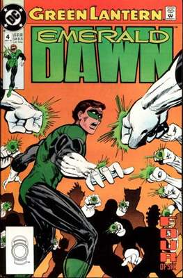 Green Lantern: Emerald Dawn (Grapa) #4