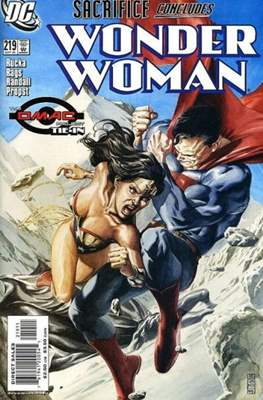 Wonder Woman Vol. 2 (1987-2006) (Comic Book) #219