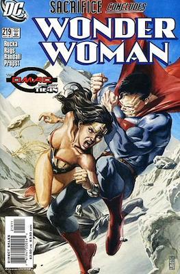 Wonder Woman Vol. 2 (1987-2006) #219