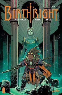 Birthright (Comic-book) #21